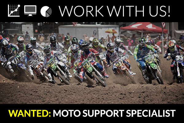 Hookit is in search of a Moto Support Specialist