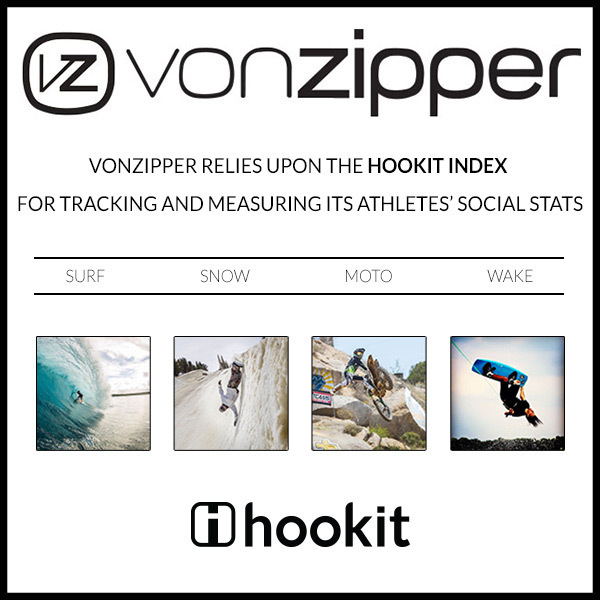 Hookit Launches Hookit Athlete Index to Power Groundbreaking Digital Exposure-Meter for TransWorld Business