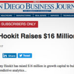 San Diego Business Journal: Tech Co. Hookit Raises $16 Million