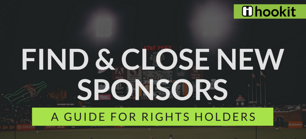 Prove Sponsorship Effectiveness: How to FIND & CLOSE New Sponsors In Sports