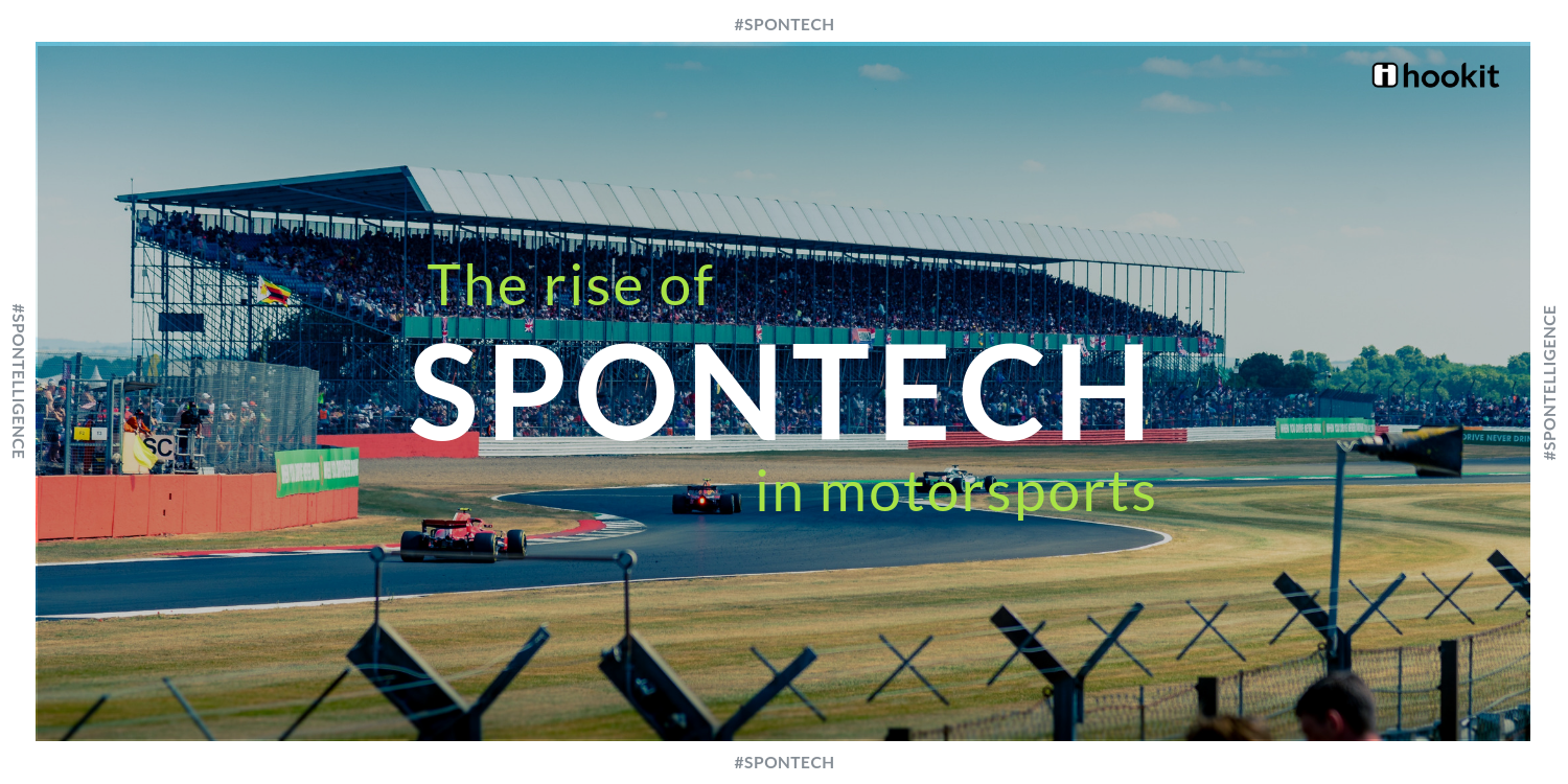 The rise of spontech in the motorsports industry