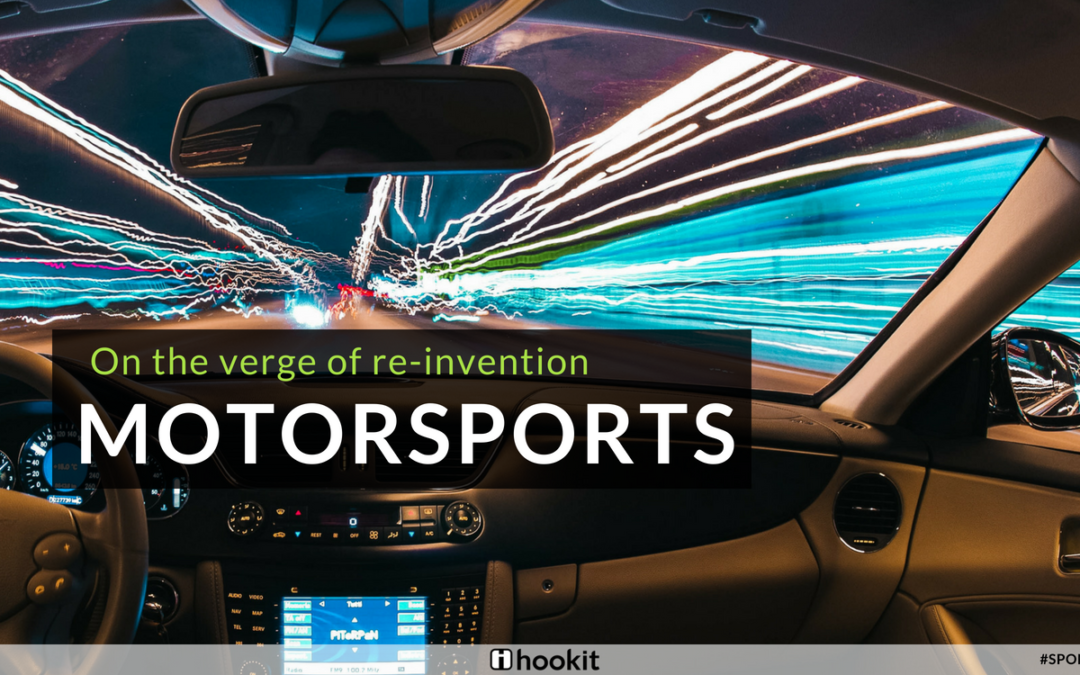 Motorsports: On the verge of REINVENTION