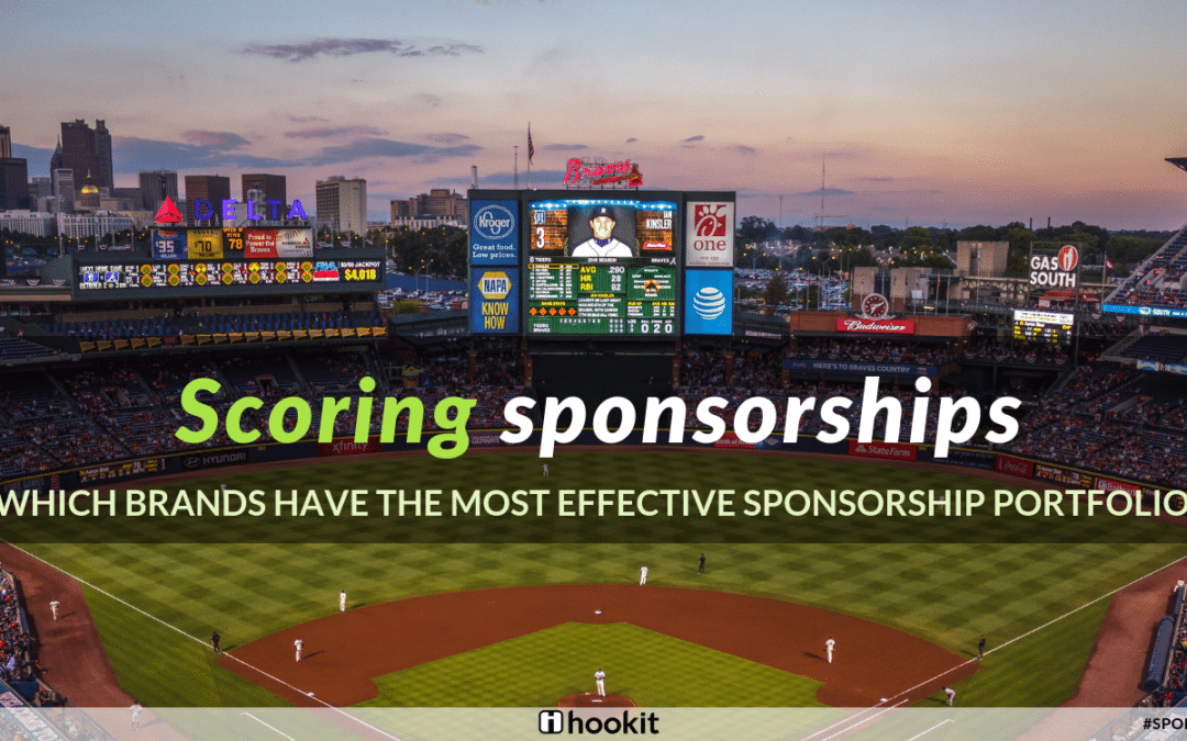 Which brands have the most effective sponsorship portfolio?