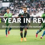 2018 Year in Review: Brand sponsorships by the numbers