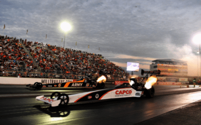 NHRA increases Fan Engagement using Hookit's Data