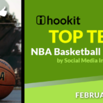 Top 10 Basketball Athletes - February 2019