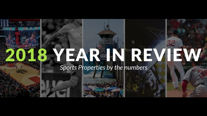 2018 Year in Review: Sports Properties