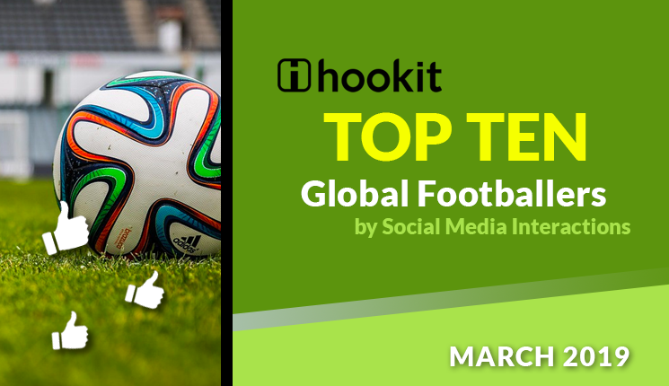 Top 10 Global Football Athletes – March 2019