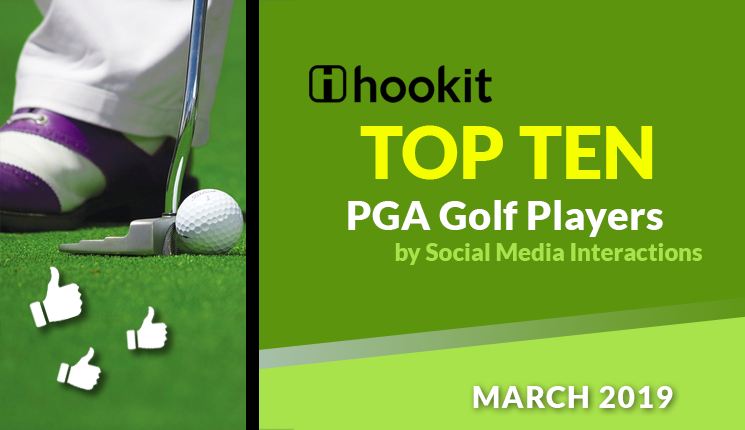 Top 10 PGA Players – March 2019