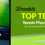 Top 10 Tennis Athletes - March 2019