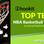 Top 10 NBA Players - April 2019
