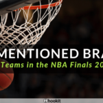 Brands In Sport: Top Mentioned Brands by NBA Finals 2019 Teams