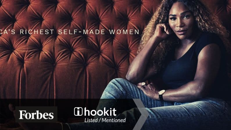 Forbes: Inside Serena Williams' Plan To Ace Venture Investing