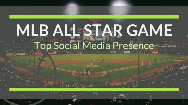 Top Social Stars of the MLB All Star Game