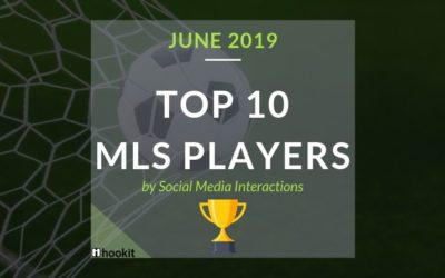 Top 10 MLS Players – June 2019