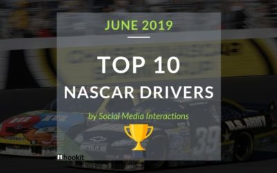 Top 10 NASCAR Drivers – June 2019