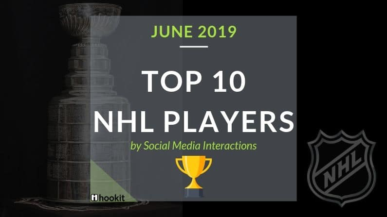 Top 10 NHL Players – June 2019