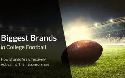 Biggest Brands In College Football – How Brands Are Effectively Activating Their Sponsorships