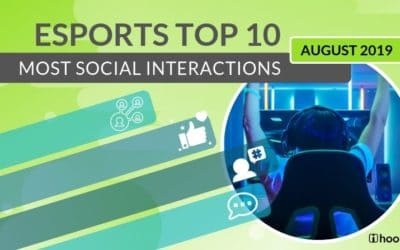 Top 10 Esports Players – August 2019