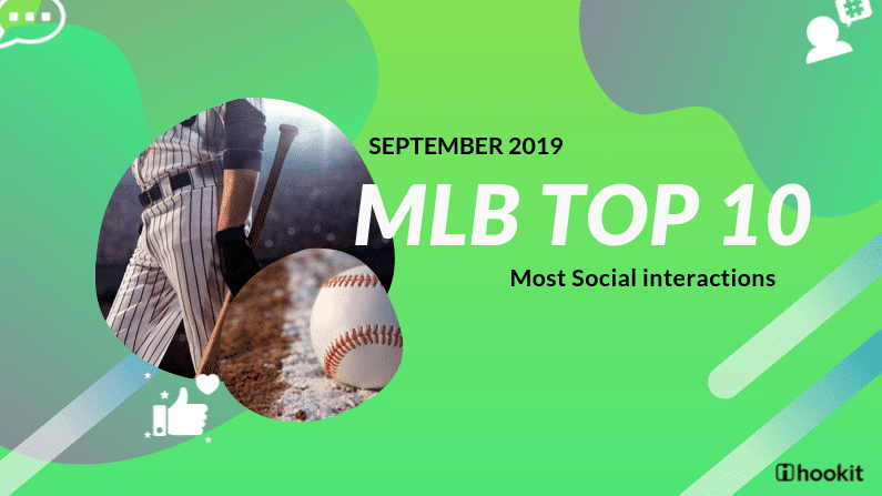 Top 10 MLB players – September 2019