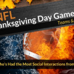 2019 NFL Thanksgiving - Most Popular Teams & Players - Infographic