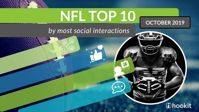 Top 10 NFL Players – October 2019