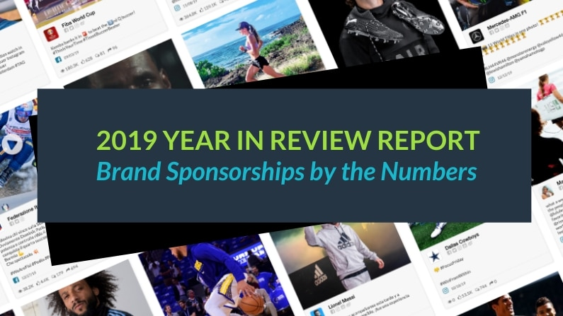 2019 Year in Review Brand Sponsorships